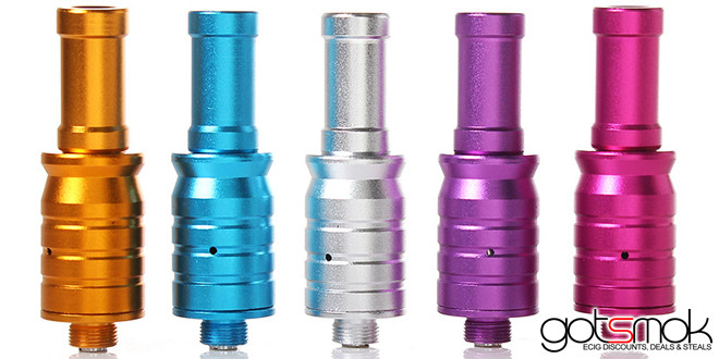 Smok Octopus RDA (Rebuildable Dripping Atomizer) $5.40