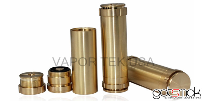 Brass Chi You Mechanical MOD Clone $33.24
