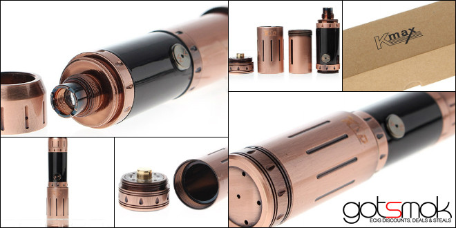 KSD KMAX Variable Voltage/Wattage Telescope $37.85