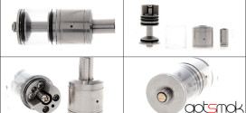 Pulse G Rebuildable Atomizer Clone $10.82