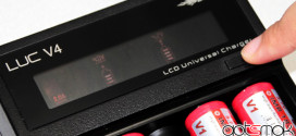 Efest LUC v4 Universal Battery Charger $28.99