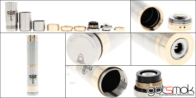 Two Tone Nemesis Mechanical MOD Clone $25.68