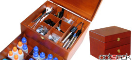 VapeStation eCig Storage Case Organizer $69.99