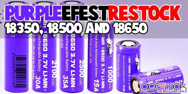 101vape-purple-efest-batteries-restock-18350-18500-18650-gotsmok