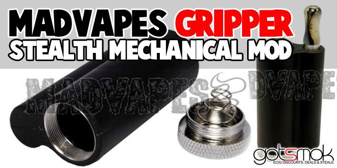 Gripper Mechanical Mod Stealth-mechanical-mod