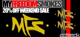 myfreedomsmokes-weekend-sale-20-gotsmok
