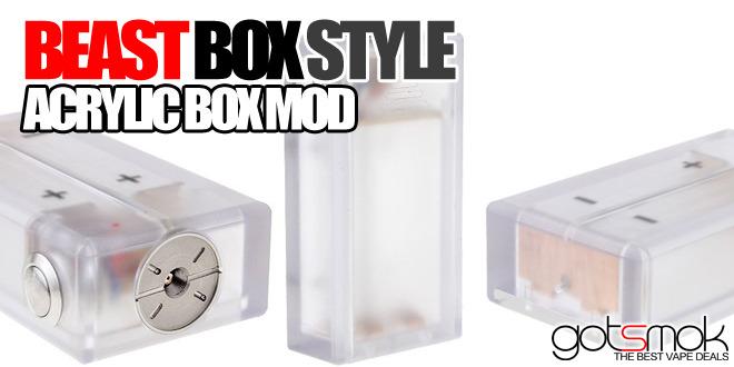 abs beast box mod 2