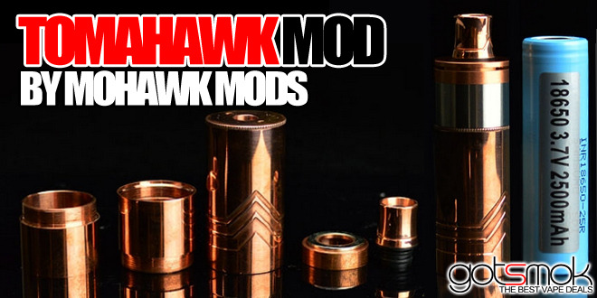 Tomahawk By Mohawk Mods $194.99