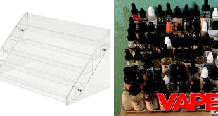 e-liquid-display-rack