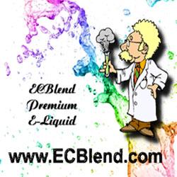 EC Blend Premium E Liquid