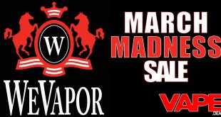 wevapor-march-madness-sale