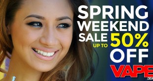 volcanoecigs-spring-weekend-sale