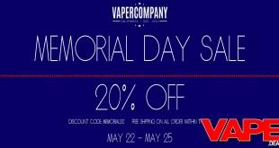 vapercompany-memorial-day-sale