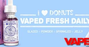 i love donuts 120ml