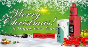 3fvape christmas