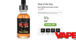 beast brew relax