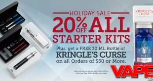 halocigs holiday sale