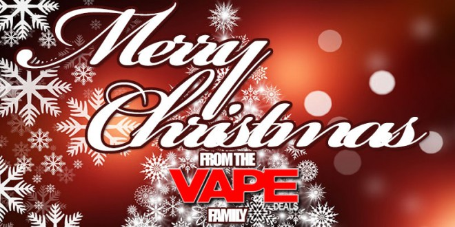 vape deals christmas 2015 list - Christmas Deals 2015