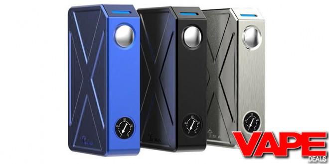 Tesla Touch 150W TC Box Mod | PVs & Mods | VaporBeast
