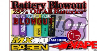 101vape battery