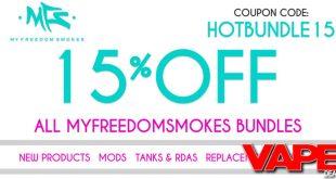 myfreedomsmokes coupon