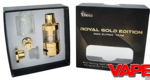 Royal Gold Mini Super Tank