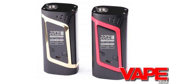 Smok Alien 220W TC Box Mod $37.99