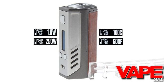 lost vape triade dna250w