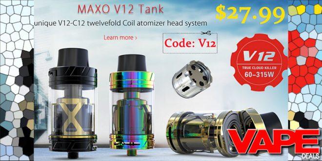 ijoy maxo v12