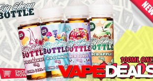 big cheap bottle e-liquid