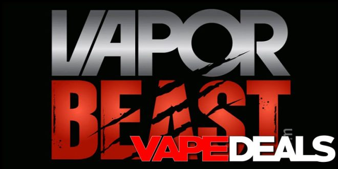 Vaporbeast 4th of July 2018 Sale (15% Off Everything!) | VAPE DEALS