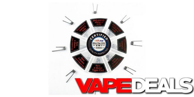 efun top coils
