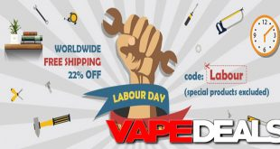 cvapor labor day