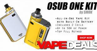 smok osub one 50w