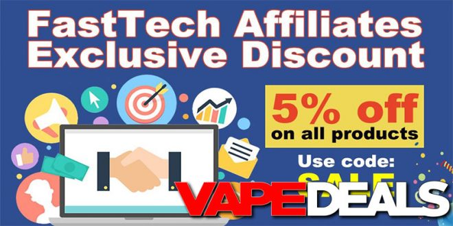 Select vape coupon code