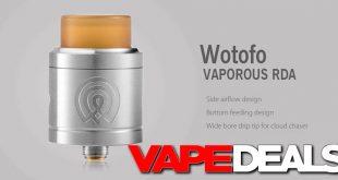 wotofo vaporous rda