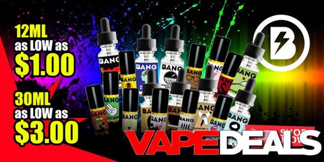 bang vapor