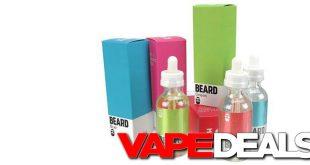 beard colors e-juice