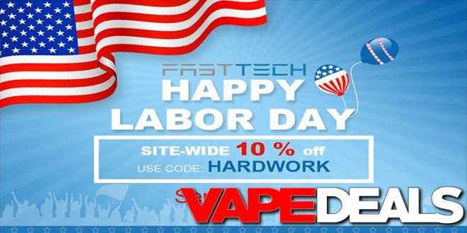 fasttech labor day 2017