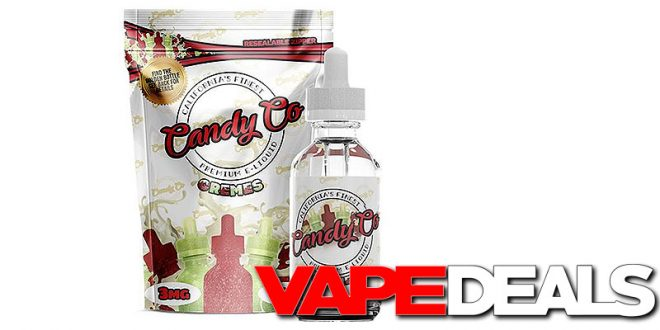 candy co e-liquid