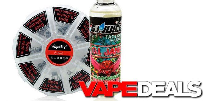 vapefly coil kit