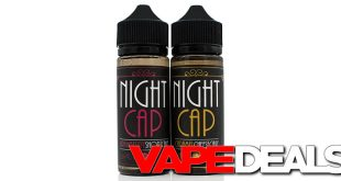 night cap e-liquid