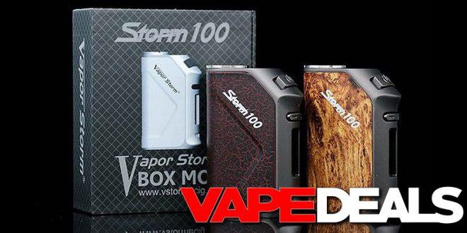 vapor storm 100w