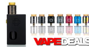 augvape druga 22 squonk kit