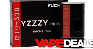 sigelei fuchai glo limited edition