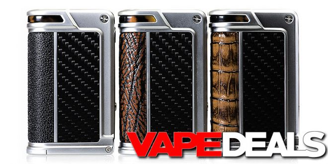 lost vape therion