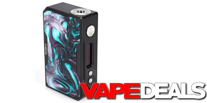 resin voopoo drag