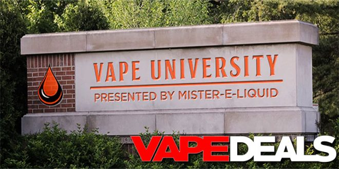 vape university