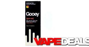 gooey e-liquid