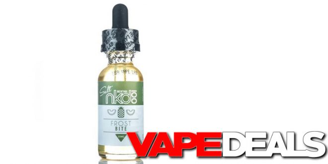 naked100 eliquid